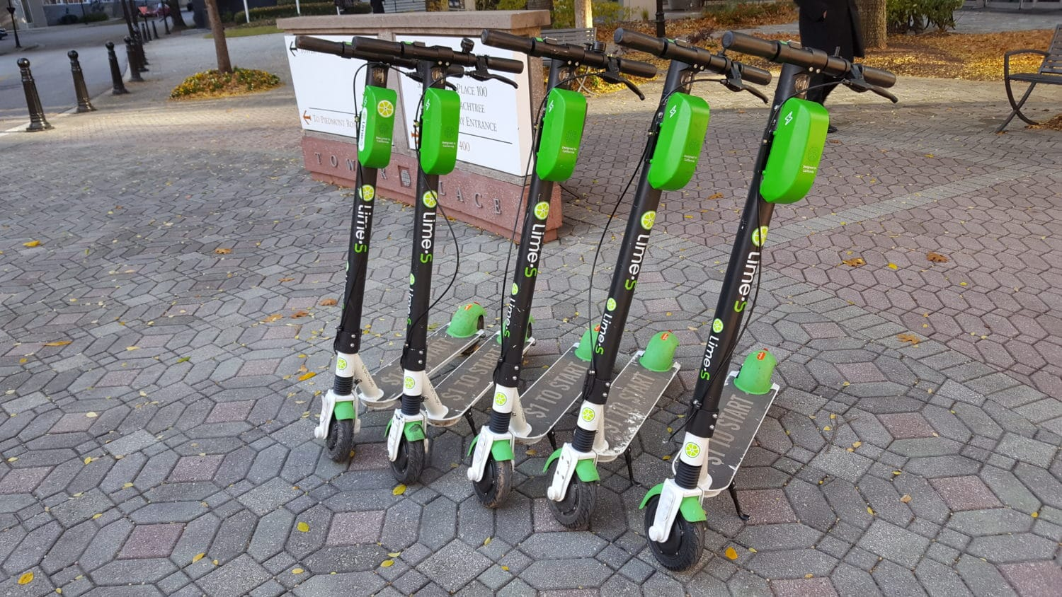 Lime scooter company warns of brake issue