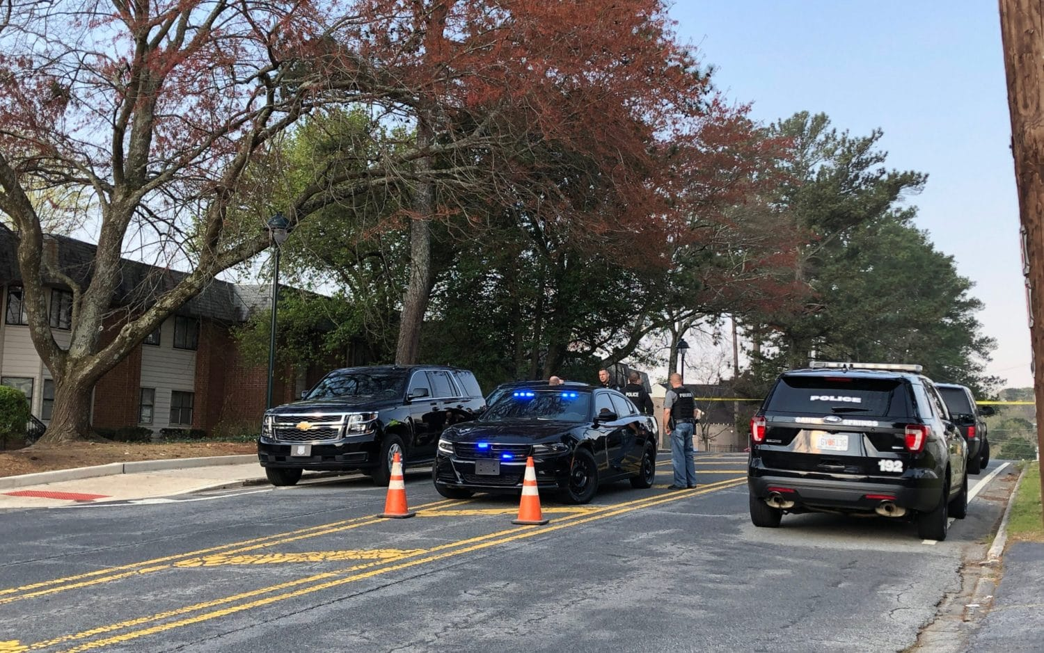 Man shot, killed by Sandy Springs police, GBI says