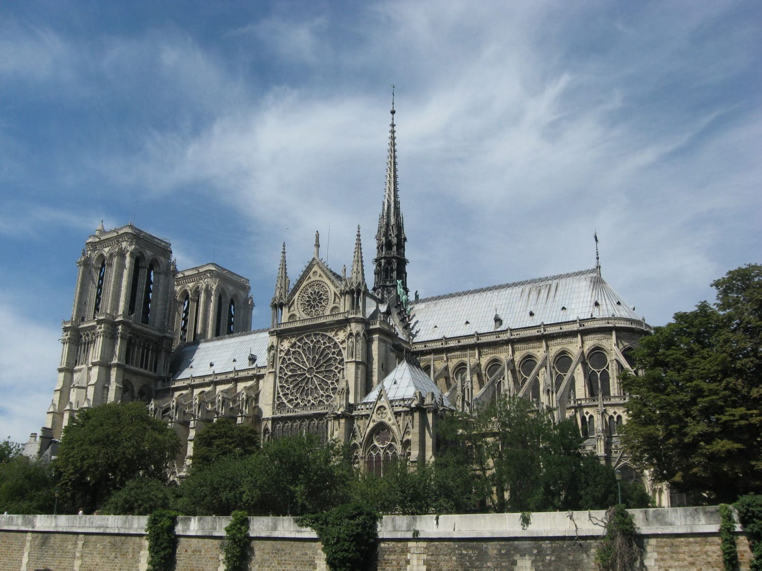 Local Leaders Offer Prayers Hope After Notre Dame Cathedral Fire